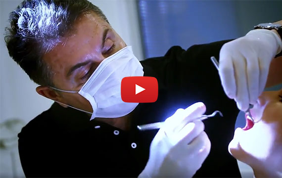 Prof. Dr. Ahmet Ersan Ersoy dental clinic introductory film